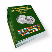 Euro Catalogue for coins and banknotes 2018 - French