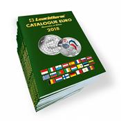 Euro mønt- og seddelkatalog 2018 - Fransk