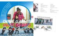 Groenland - Sport au Groenland - Présentation souvenir