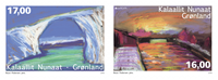 Greenland - Europa 2018 - Bridges - Mint set 2v