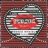 France - Sonia Rykiel coeurs S'aimer - Timbre neuf