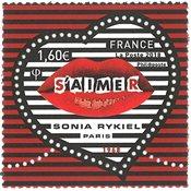 诺菲集邮,法国新邮,情人节时尚品牌索尼亚·里基尔sonia rykiel - 新票