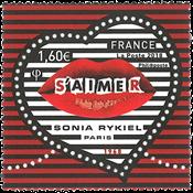Frankrig - Sonia Rykiel hjerter s'Aimer - Postfrisk frimærke
