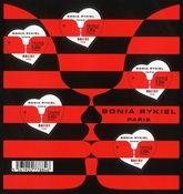 诺菲集邮,法国新邮,浪漫情人节,亲吻爱心,5枚套票 - 新票小全张