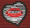 France - Sonia Rykiel coeur S'aimer - Timbre neuf adhésif S'aimer