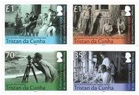 Tristan da Cunha - Expédition norvégienne - Série neuve 4v