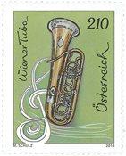 诺菲集邮,奥地利新邮,音乐之都维也纳大号 - 新票