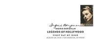 USA - Ingrid Bergman - Førstedagskuvert