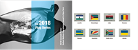 United Nations - Flags 2018 - Presentation pack