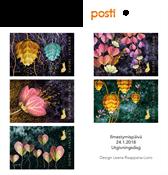 Finland - Venskabets lys - Postfrisk frimærkehæfte