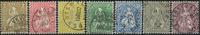 Suisse - 1867-78
