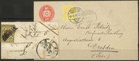 Schweiz - 1851-81