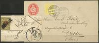 Suisse - 1851-81