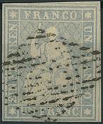 Schweiz - 1855