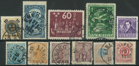 Sweden - Collection - 1855-1985