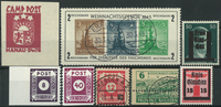 Germany Zones - Collection 1945-46