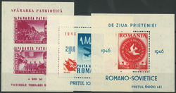 Roumanie - Collection - 1945-73