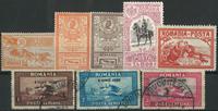 Rumænien - Samling - 1903-32