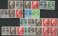 Danemark - Collection - 1852-1999