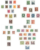 Berlin - Collection 1948-90 cancelled