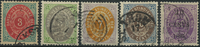 Antilles danoises - 1873-95