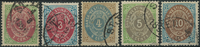 Dansk Vestindien - 1873-77