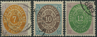 Danish Antilles - 1875-77