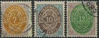 Dansk Vestindien - 1875-77