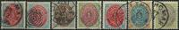 Antilles danoises - 1873-1901