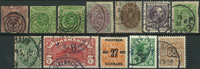 Denmark - Collection - 1851-1919