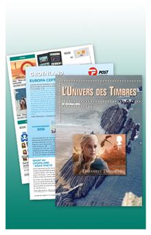 L'Univers des Timbres no 109