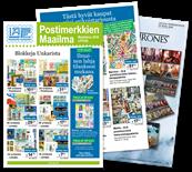 Postimerkkien Maailma - LPG182