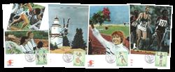 Suomi Maksimikortit - 1994 - Finlandia 95 Yleisurheilun EM