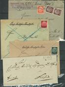 Diverse lande - Gamle breve