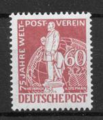 Berliini 1949 - AFA 39 - Käyttämätön liimakkeella