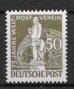 Berliini 1949 - AFA 38 - Käyttämätön liimakkeella