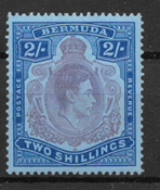 Bermuda 1943 - SG. 116 - Postituore