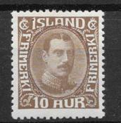 Iceland 1931 - AFA 161 - Postituore