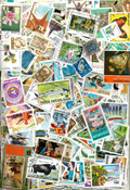 Overseas - 2000 different stamps