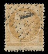 Frankrig - YT 36 - Stemplet