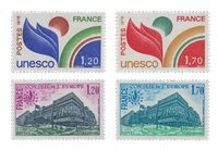 France - Timbres service YT TS56-59 - Neuf