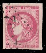 Frankrig - YT 49 - Stemplet