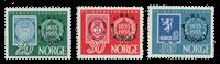 Norge - AFA 407-09 - Postfrisk