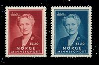 Norvege - AFA 418-419- Neuf