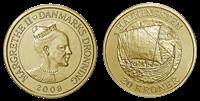 Danmark - Havhingsten - 20 kr.