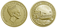 20 krone Hjejlen