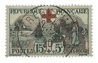 France 1918 - YT 156 - Oblitéré