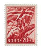 Norge - AFA 230 - Postfrisk
