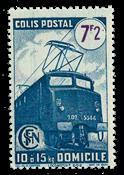 France - Colis postaux YT 231A - Neuf sans charnières