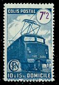 France - Colis postaux YT 231B - Neuf sans charnières
